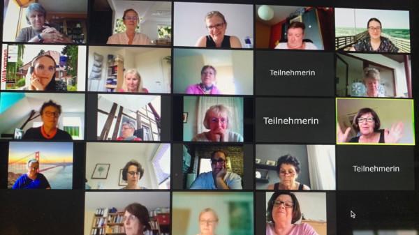 Von Frau zu Frau - ASF Bezirk Hannover